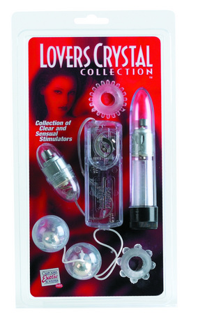 Lovers Crystal Collection
